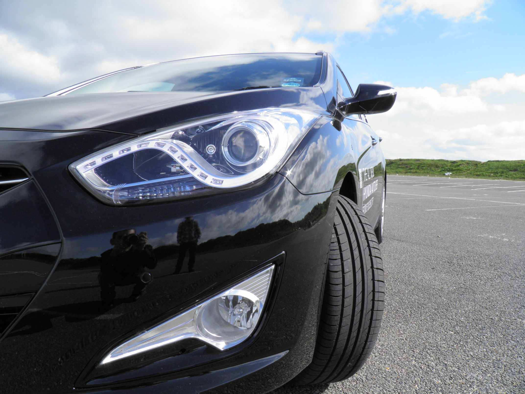 Review: Hyundai i40 Tourer 1.7 CRDi