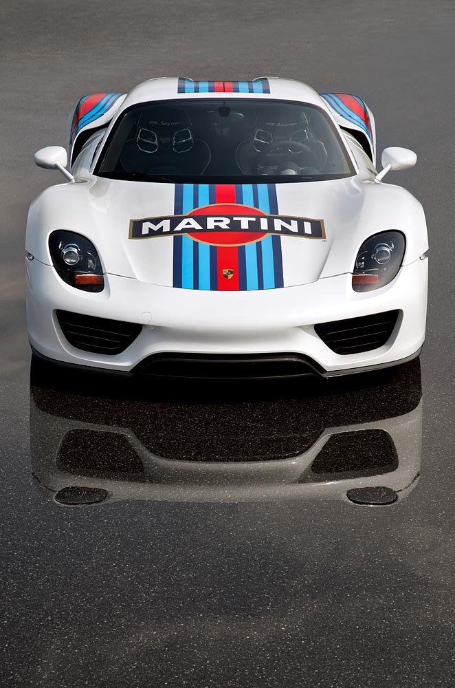 Porsche 918 Spyder Orders Up A Martini Leaves Us Shaken And Stirred