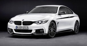BMW 4 Series M-Performance Package front