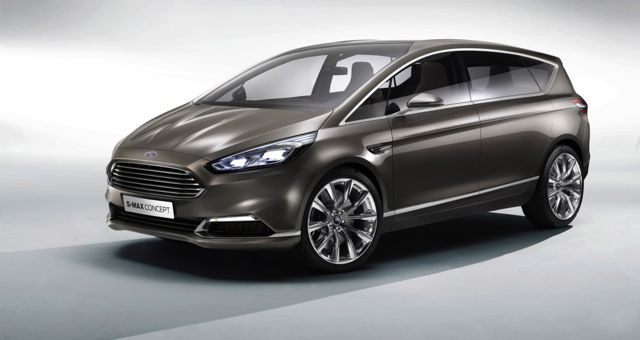 Ford S-Max Concept front