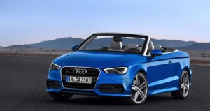 2014 Audi A3 Cabriolet front
