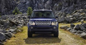 2014 Land Rover Discovery front