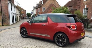 Citroen DS3 DSport rear