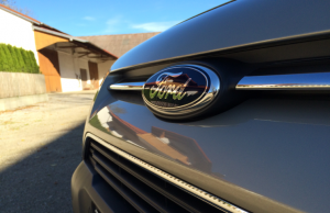 2014 Ford Grand Tourneo Connect badge