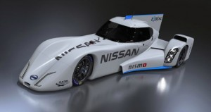 2014 Nissan ZEOD RC front