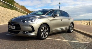Citroen DS5 DSPORT HDi 160 front