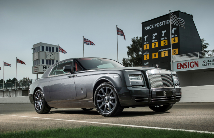 Rolls-Royce Phantom Coupe Bespoke Chicane Edition front