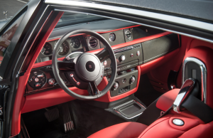 Rolls-Royce Phantom Coupe Bespoke Chicane Edition inside