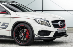 Mercedes-Benz GLA45 AMG Concept front