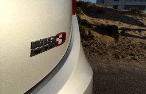 MG3 VTi-Tech 3From Sport badge