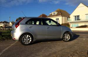MG3 VTi-Tech 3From Sport profile 2