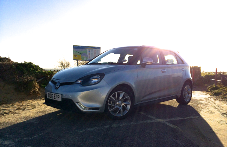 MG3 VTi-Tech 3From Sport profile