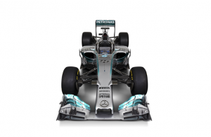 Mercedes AMG W05 front