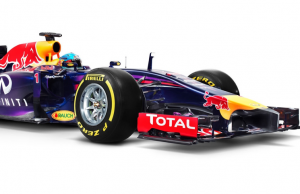 Red Bull Racing RB10 profile