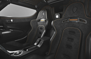 Koenigsegg Agera One-1 inside