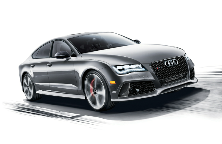 Audi RS7 Dynamic Edition front