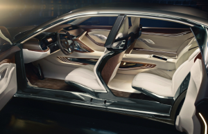 BMW Vision Future Luxury Concept inside