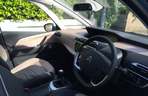 2014 Citroen C4 Grand Picasso Exclusive e-HDi 115 Airdream inside