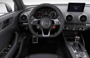 Audi A3 Clubsport Quattro Concept inside