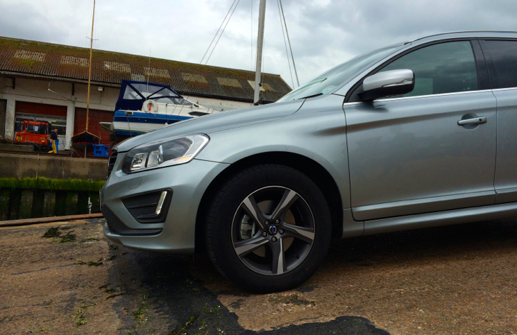Review Volvo Xc60 D4 R Design Awd Gt Inside Lane