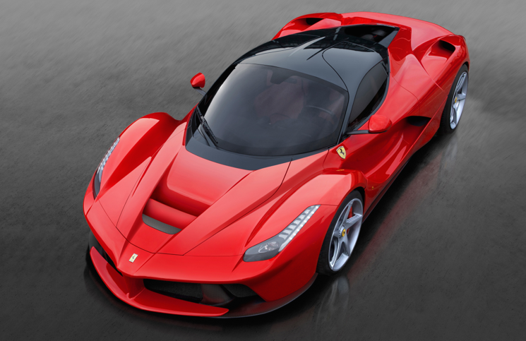 LaFerrari top