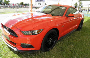 2015 Ford Mustang Carfest 2014