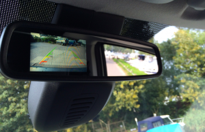 2014 Ford Transit Connect mirror