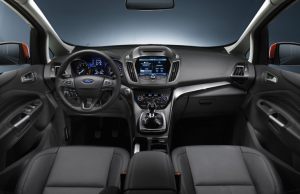 2015 Ford C-Max inside