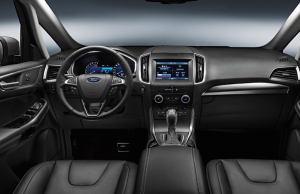 2015 Ford S-Max inside