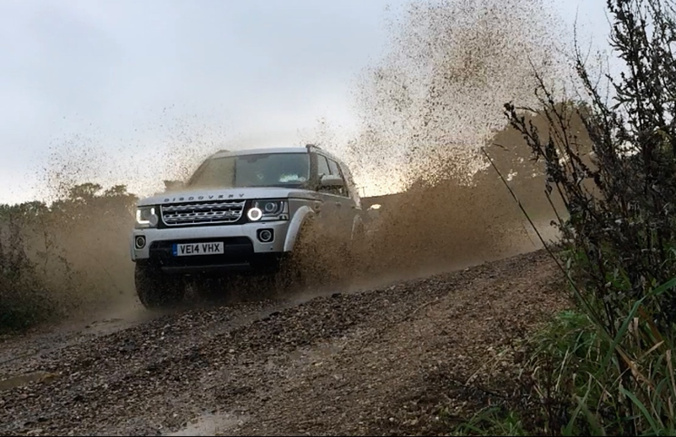 2014 Land Rover Discovery HSE Luxury off-raod