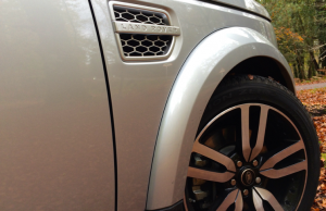2014 Land Rover Discovery HSE Luxury wheel