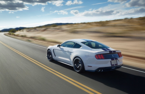 2015 Ford Shelby Mustang GT350 rear