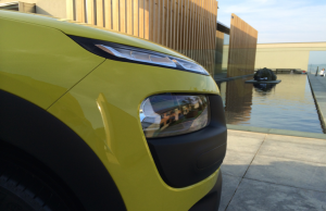Citroen Cactus Flair e-HDi 92 ETG light