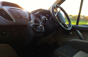 Ford Transit Custom Double-Cab-in-Van LWB TDCi inside
