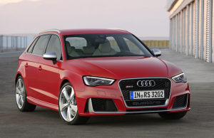 2015 Audi RS3 front