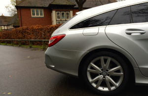 2015 Mercedes-Benz CLS SHOOTING BRAKE 350 BlueTEC AMG Line wheel