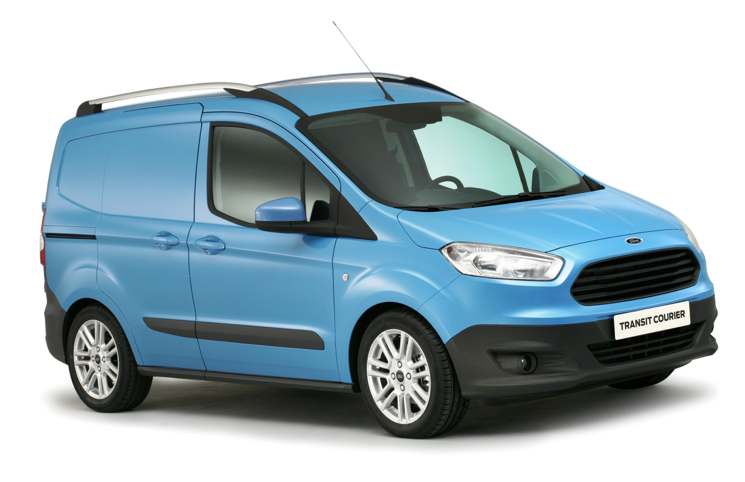 Van of the Year Ford Transit Courier