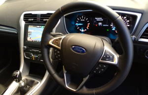 2015 Ford Mondeo Estate Econetic TDCI Zetec inside
