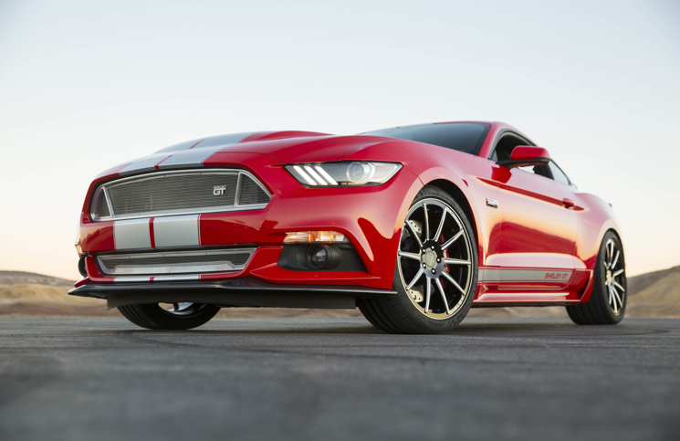 2015 Shelby Mustang GT