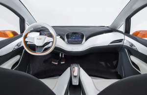 Chevrolet Bolt Concept inside