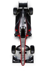 McLaren Honda MP4-30 top