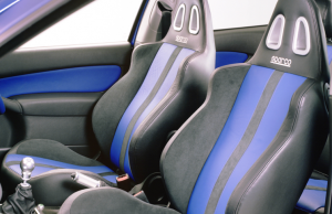 2002 Ford Focus RS inside