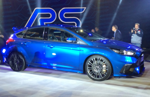 2015 Ford Focus RS front