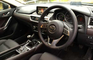 2015 Mazda 6 165ps Saloon Sport Nav inside