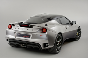 Lotus Evora 400 Rear