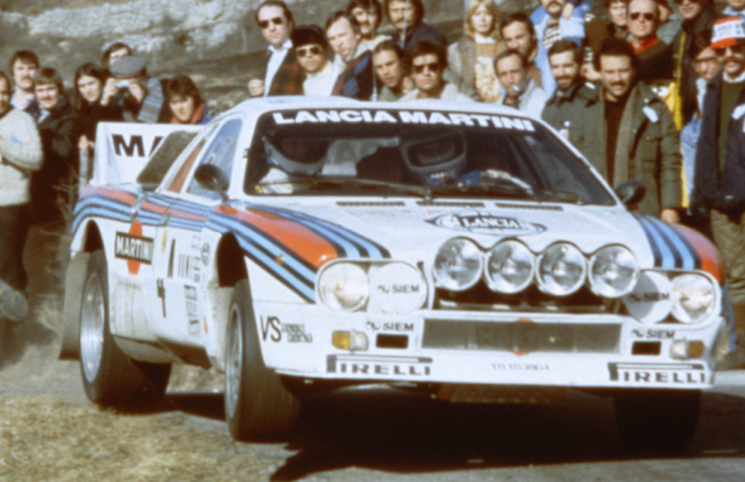 Martini Racing Lancia 037 Group B