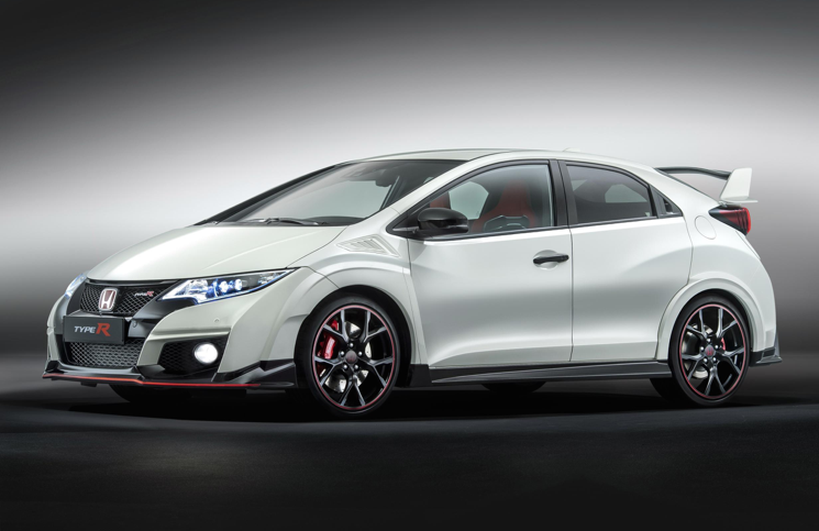 2015 Honda Civic Type-R front