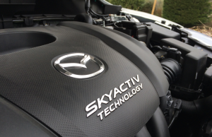 2015 Mazda 2 90ps Sport Nav engine