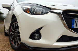 2015 Mazda 2 90ps Sport Nav light