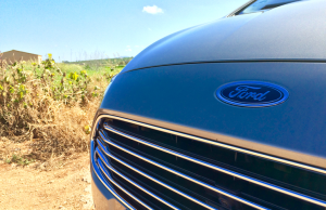 2015 Ford S-MAX EcoBoost grill